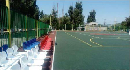 Фото 4 Многофункциональная спортивно-игровая площадка в Приморско-Ахтарском районе