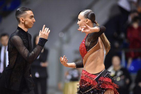 В Краснодаре стартовал традиционный танцевальный турнир «Золото Кубани»