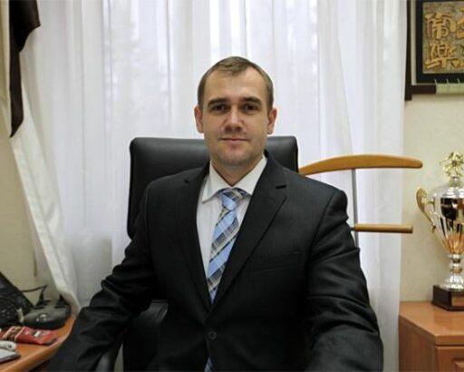Сергей Мясищев, источник фото: пресс-служба министерства спорта Краснодарского края.