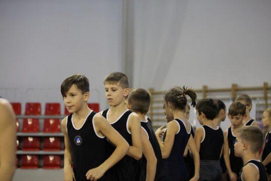 Соревновались ребята из 12 муниципальных образований Кубани, а также батутисты из Луганска.