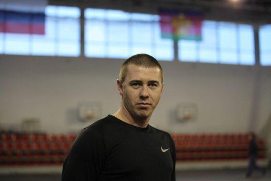 Цеплит Вячеслав Владимирович, тренер команды города Геленджик