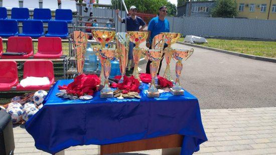Всекубанский турнир по футболу среди детских команд на Кубок губернатора Краснодарского края в этом году проходит в 17-ый раз