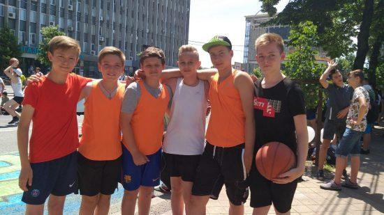 Команда «Радуга», спортивная школа № 6, г. Краснодар, мальчики 2004 г.р.
