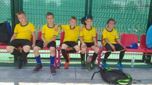 Команда «Старко-3», спортивная школа №7, станица Старокорсунская, мальчики 2009-2018 г.р.