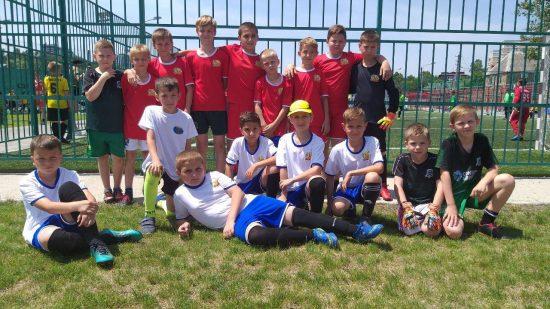Команда «Нева-1» и «Нева-2», филиал спортивной школы №7 в станице Елизаветинской, мальчики 2008-2009 г.р.