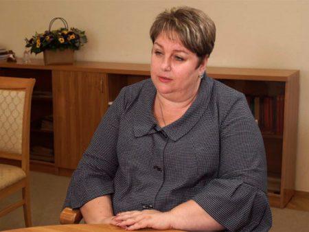 Елена Воробьева, министр образования, науки и молодежной политики Краснодарского края