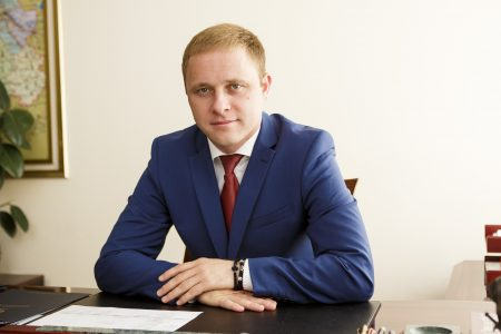 Василий Швец, вице-губернатор Краснодарского края